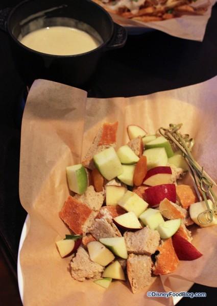 Oregon Pinot Gris Fondue
