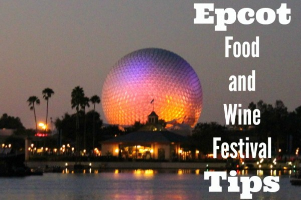Epcot Food and Wine Festival Tip: Should I Bring My Kids to the Festival?