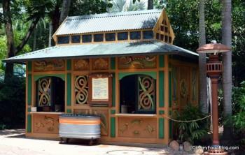 New look for the Gardens Kiosk