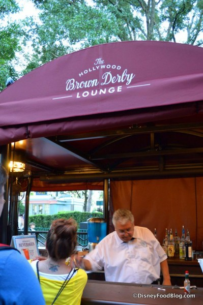 Hollywood Brown Derby Lounge Bar