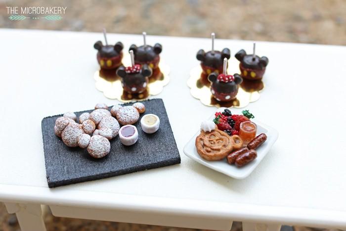 Mini Mickey Food!