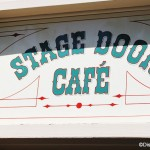 Review: Stage Door Cafe in Disneyland