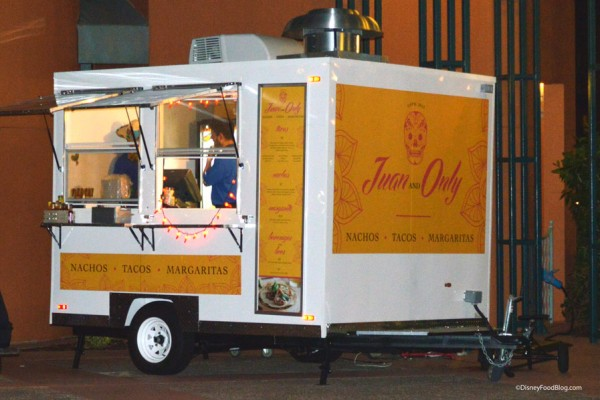 News! and Review: Food Trucks In Testing at Disney's Swan and Dolphin Resorts
