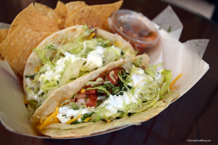 Juan and Only Tacos Closeup