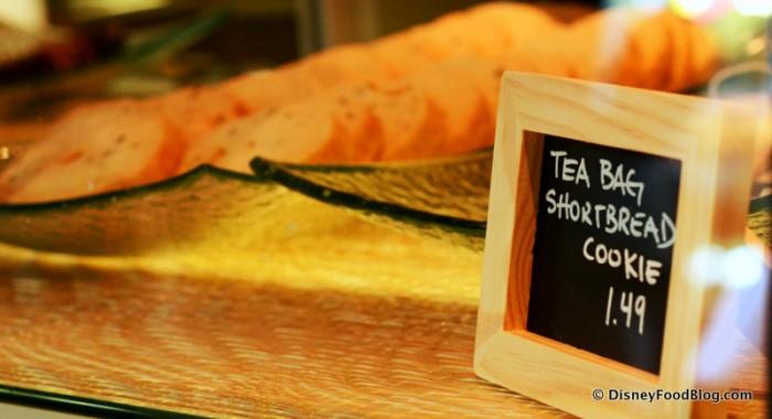 Tea Bag Shortbread