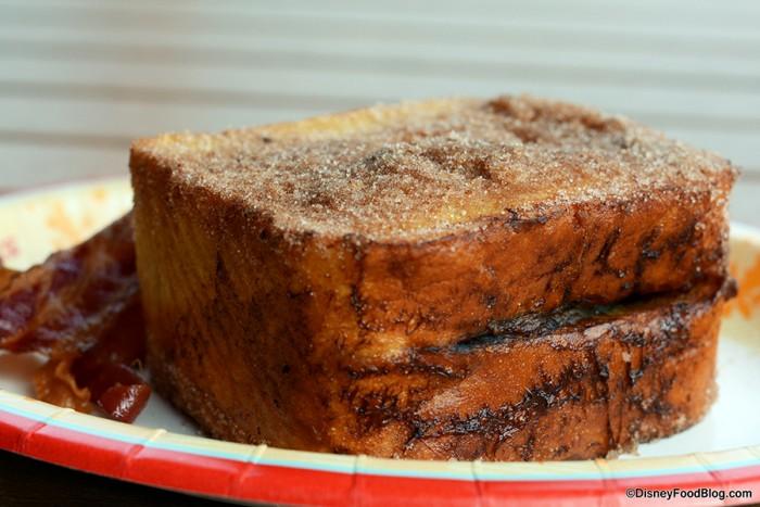 Captain Cook's Tonga Toast