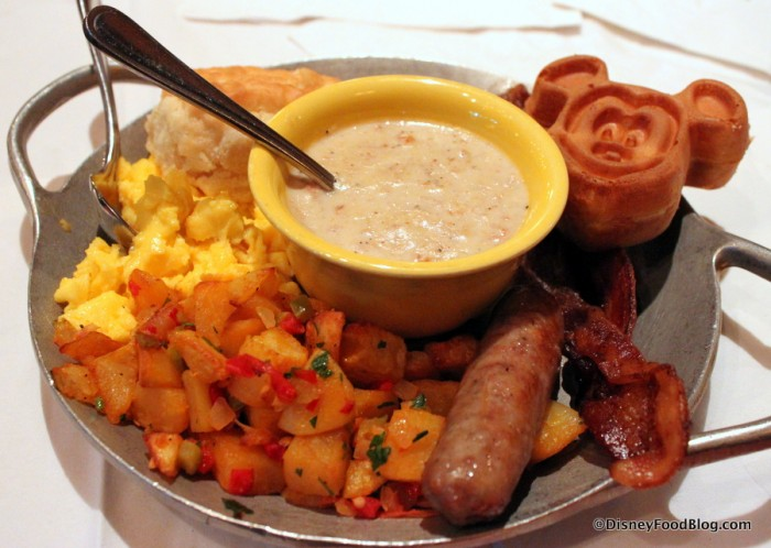 All You Care to Enjoy Breakfast Skillet for One in 2015