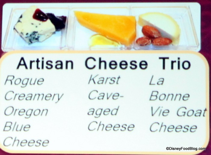 Artisanal Cheese Trio for the Cheese Studio