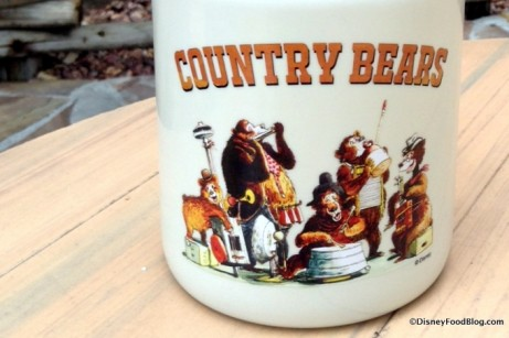 country bear jamboree jug pecos bills