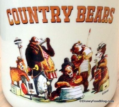 Country Bears Jug
