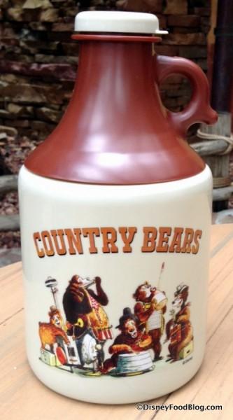 Country Bear Jamboree Jug