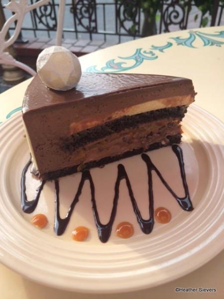 Diamond Celebration Chocolate Cake