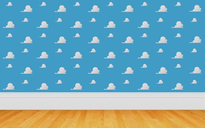 Andy's Room Wallpaper