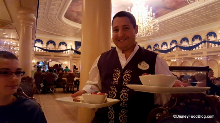 Be Our Guest Server