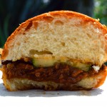 Review:  Teriyaki Beef Slider at Bradley Falls in Disney's Animal Kingdom