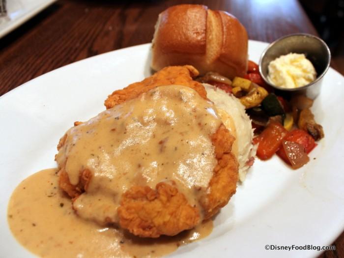 Chicken Fried Chicken -- Up Close
