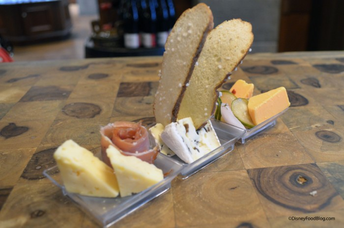 Artisanal Cheese Plate in Germany