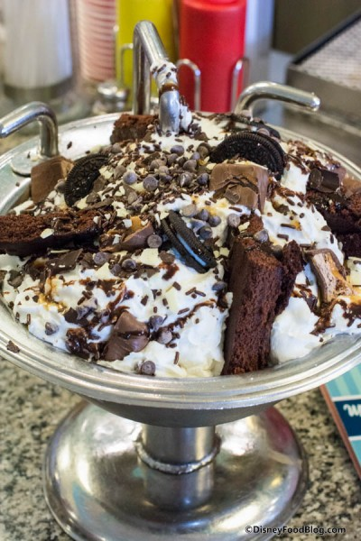 Onthelist The Kitchen Sink Sundae And Chocolate Lovers