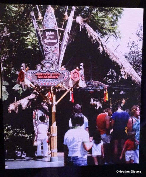 Tahitian Terrace Entrance