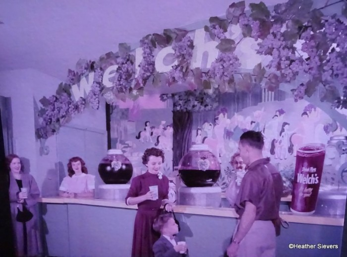 Welch's Frozen Grape Juice Bar
