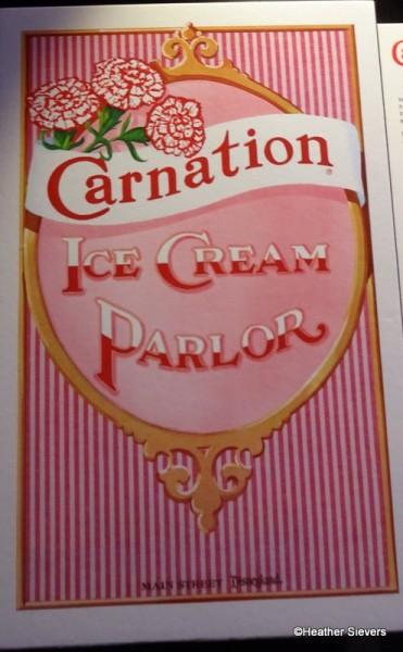 Carnation Ice Cream Parlor