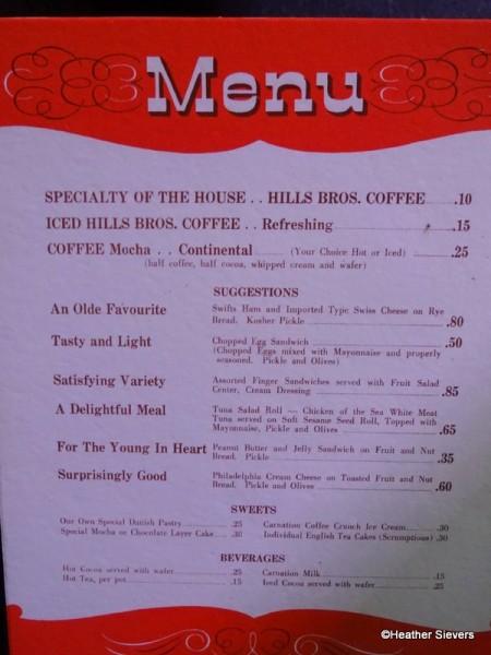 Hills Bros Coffee House Offerings