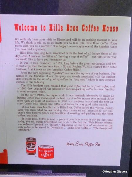 Hills Bros Coffee Story
