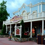Review: Lunch at The Diamond Horseshoe in Magic Kingdom's Frontierland
