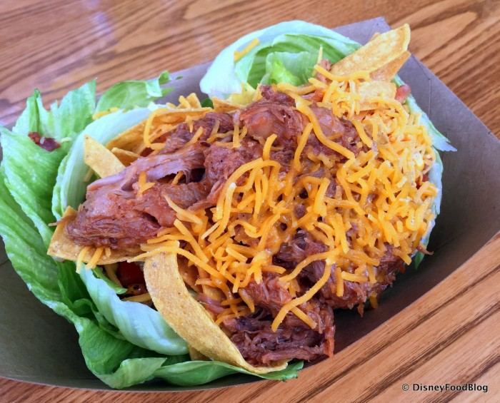 Fairfax Salad -- Up Close