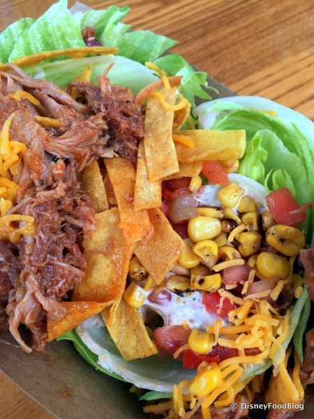 Fairfax Salad -- Beneath the Barbecue