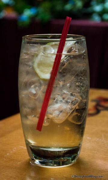 Fjellbekk Specialty Drink