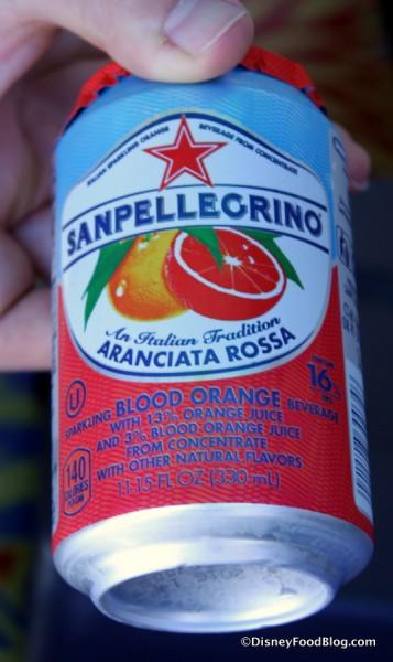 Italian Fruit Soda