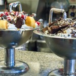 #OnTheList: The Kitchen Sink Sundae — and Chocolate Lovers' Kitchen Sink! — at Beaches and Cream