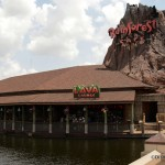 Review: Lava Lounge at the Disney Springs Marketplace