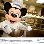 "News: Walt Disney World Food Coming to London in a ""Magical Foodie Experience"""