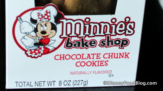 Minnie's Bake Shop Label