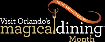 Orlando Magical Dining Month Logo 2015