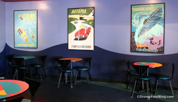 Tomorrowland Attraction Posters