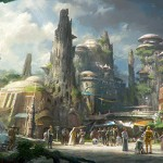 News! Star Wars Lands — and Star Wars Cantinas — Announced for Disneyland and Disney World!