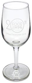WDW Passholder Commemorative Wine Glass