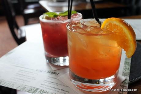 Cocktails at Raglan Road