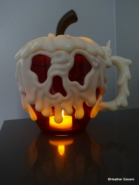 Poison Apple Stein-turned-Lantern at home!