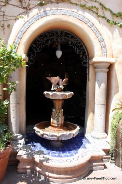 Rancho del Zocalo Fountain