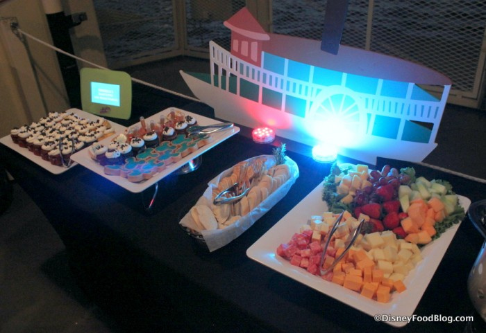 Desserts, Fruits, and Cheese
