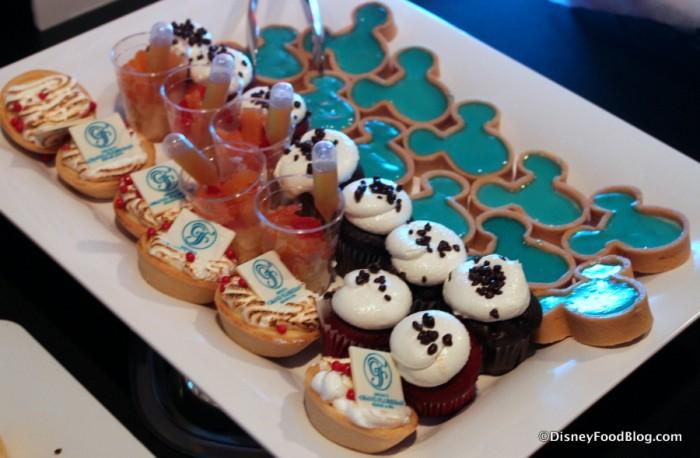 Desserts -- Up Close