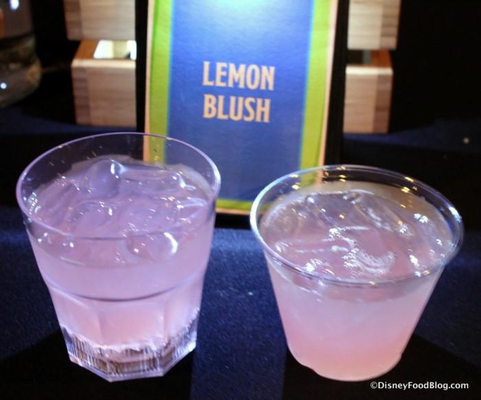 Lemon Blush Punch