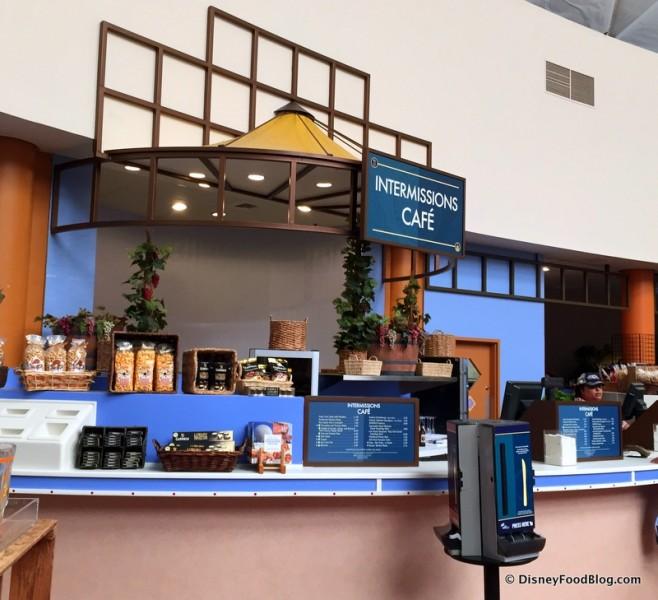 Intermissions Cafe