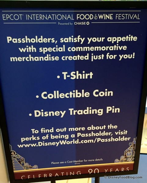 Details on Passholder Exclusive Merchandise