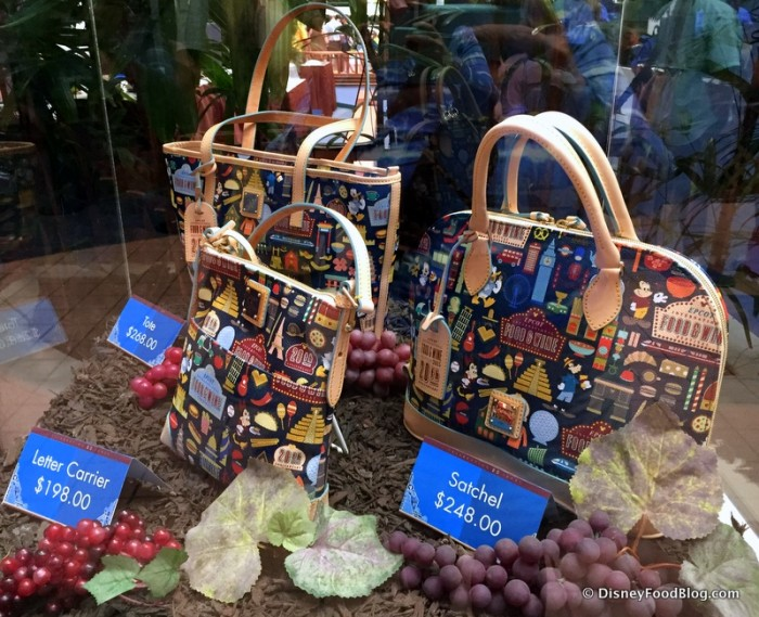 Dooney & Bourke Food & Wine Festival Collection