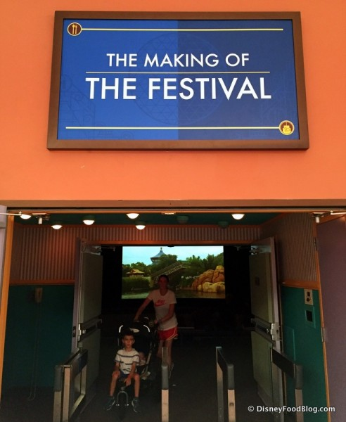 New Film! -- The Making of The Festival